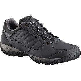 Columbia Ruckel Ridge Shoes Men, black/city grey